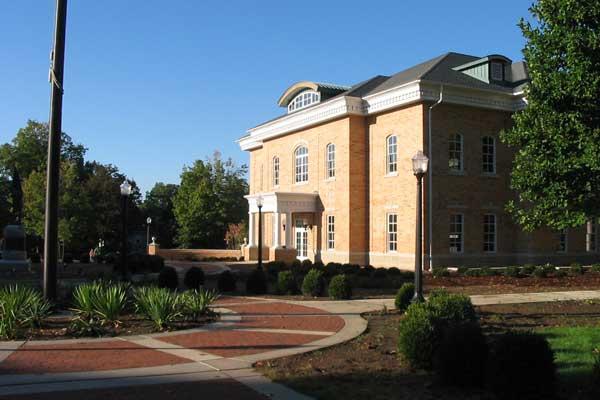Hillsdale College Kendall & Lane Halls