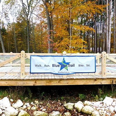 Blue Star Trail – Allegan County