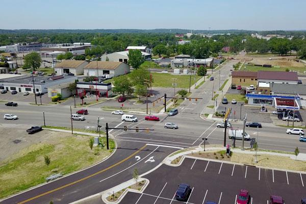 Harrison-Road-intersection