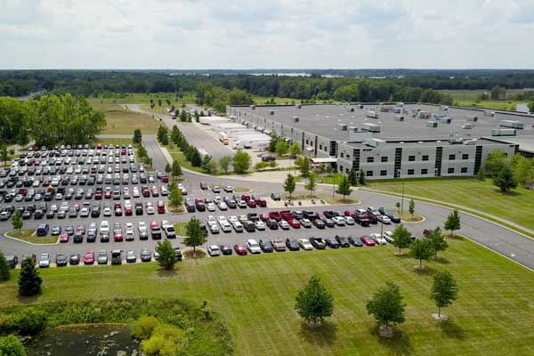 Stryker Medical Manufacturing Facility