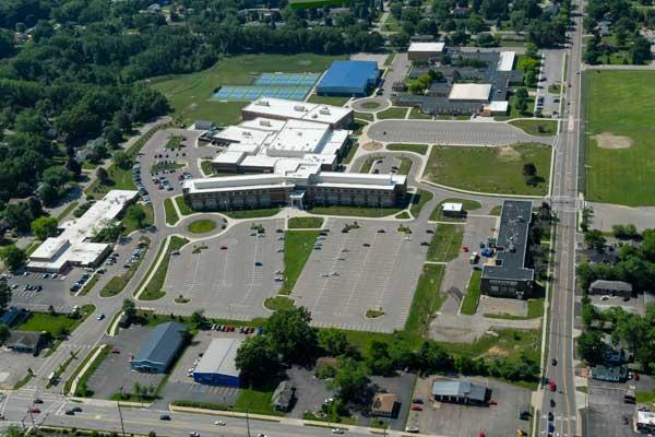 Portage Central High School