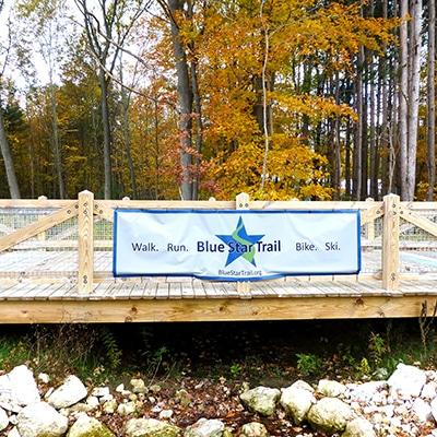 Blue Star Trail – Allegan County